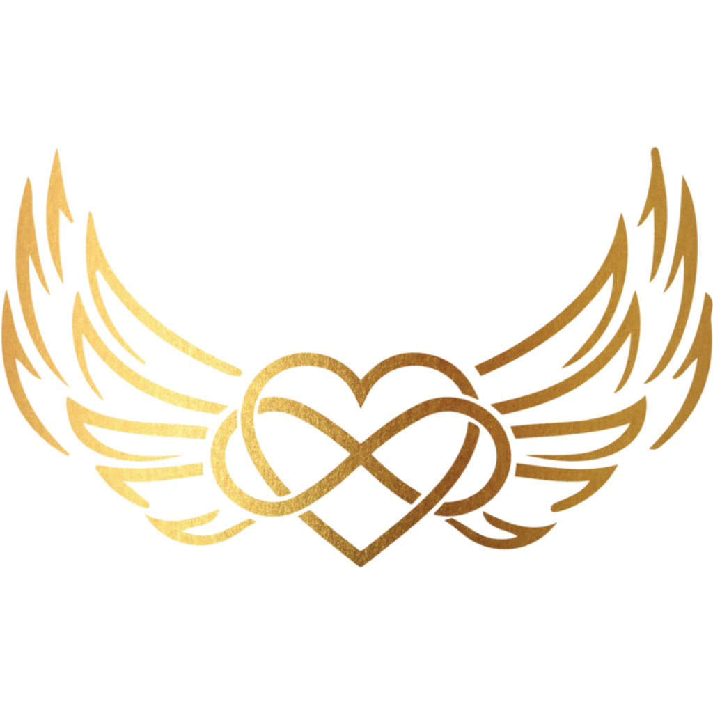 eternal angelic love transparent