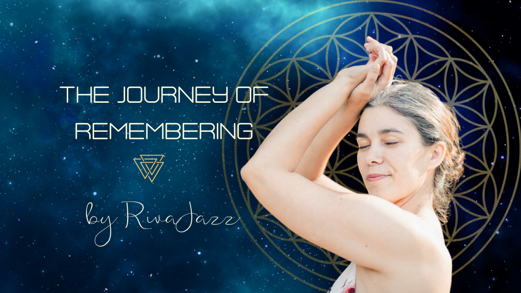 the journey of remembering